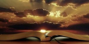 bible-sunset