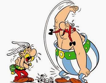 asterix und obelix adventskalender