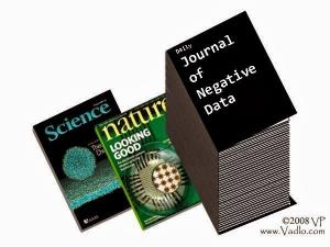 Données négatives et publication scientifique