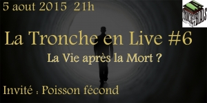 Live #6 - Affiche