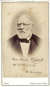 Jean-Frédéric Maximilien de Waldeck