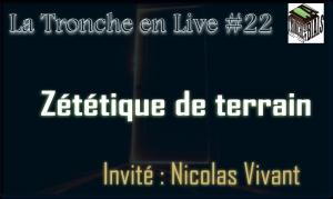 Live 22 - Nicolas Vivant