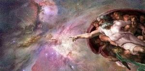 Dieu et univers